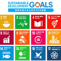 Do you know SDGs?SDGsご存知ですか。
